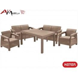 Комплект мебели Corfu fiesta set Keter