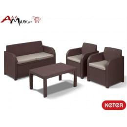 Комплект мебели Carolina set Keter