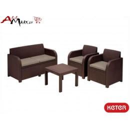 Комплект мебели Georgia set Keter