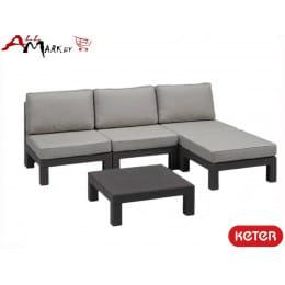 Комплект мебели Nevada low set Keter
