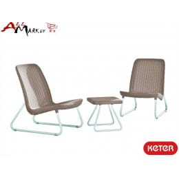 Комплект мебели Rio patio set Keter