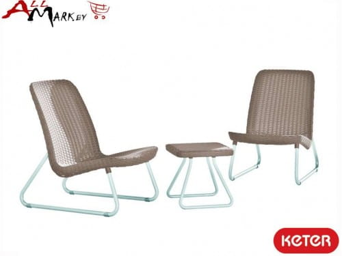 Комплект мебели Rio patio set Keter 17197637
