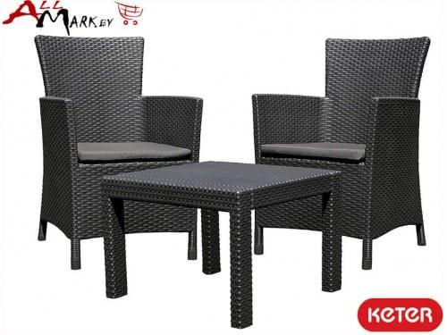 Комплект мебели Rosario balcony set Keter 17200030939