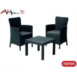 Комплект мебели Salvador balcony set Keter