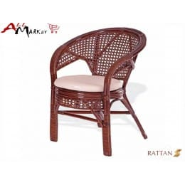 Кресло 02/15 B Cv Marnos Rattan