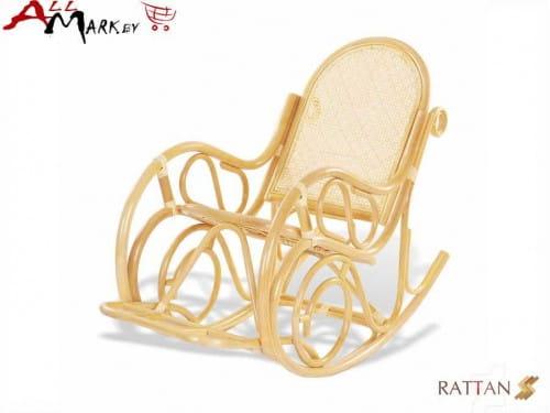 Кресло-качалка 05/10 B из натурального ротанга