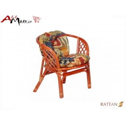 Кресло Багама 01/17 B Cv Marnos Rattan