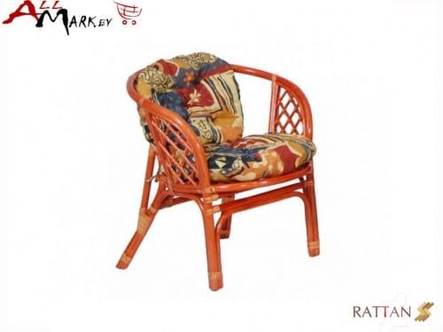 Кресло Багама 01/17 B из натурального ротанга