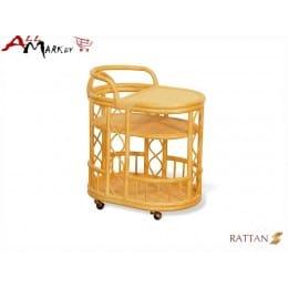 Барный столик 21/06 Cv Marnos Rattan