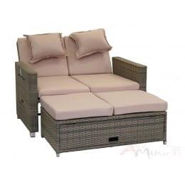 Уличный диван-кровать Greemotion Bahia 3 в 1