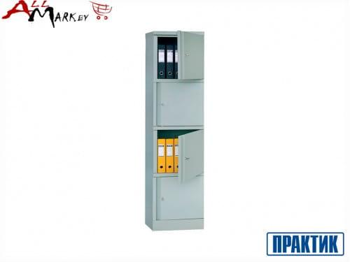 Шкаф архивный AM 1845 4 Практик
