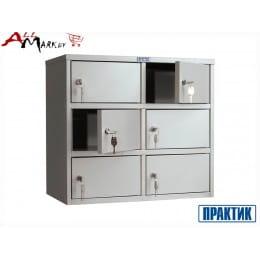 Шкаф кассира AMB 45/6 Практик