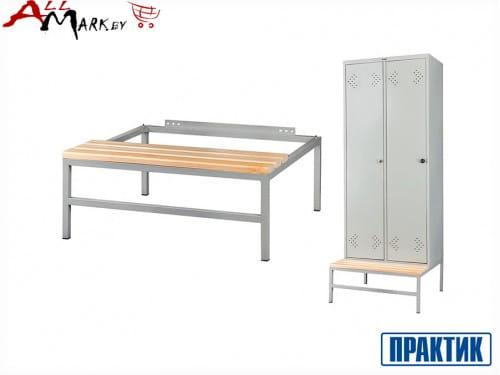Подставка LS 21 80 Практик под шкаф для раздевалок