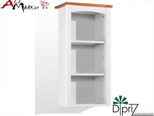 Навесной шкаф Паула Диприз Д 1143 в ванную комнату из массива сосны