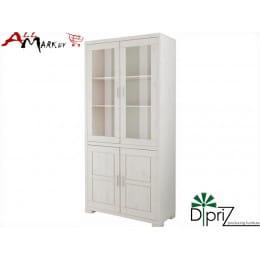 Шкаф витрина Д 1148 Мэдисон Диприз