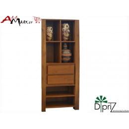 Шкаф витрина Д 7140-1 Ди Гарда Диприз