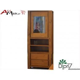 Шкаф витрина Д 7140-2 Ди Гарда Диприз