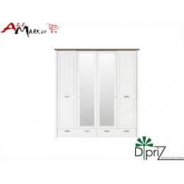 Шкаф Саргас Д 7146-1 (4 дв)