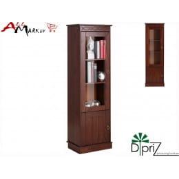 Шкаф витрина Д 7173-1 Индра Диприз