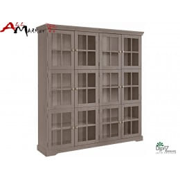 Шкаф витрина Д 7207-2 Том Диприз