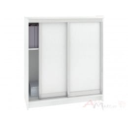 Шкаф для обуви Кортекс-мебель Сенатор ШК42 классика, белый