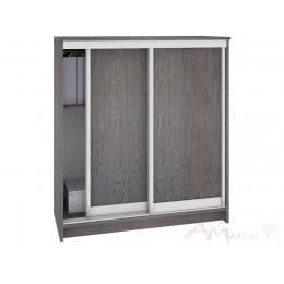 Шкаф для обуви Кортекс-мебель Сенатор ШК42 классика, береза