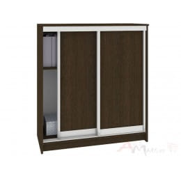 Шкаф для обуви Кортекс-мебель Сенатор ШК42 классика, венге