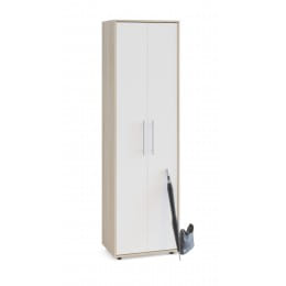 Шкаф Сокол-мебель ШО-1 дуб сонома / белый
