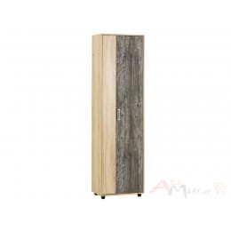 Шкаф SV-мебель Визит 1 дуб сонома / сосна джексон