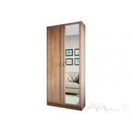 Шкаф SV-мебель Вега ВМ-05 ясень шимо темный