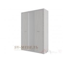 Шкаф SV-мебель Гамма 20 трехстворчатый, комбинированный ясень анкор светлый / сандал светлый