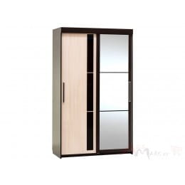 Шкаф-купе SV-мебель 11 1.35 м дуб венге / дуб млечный