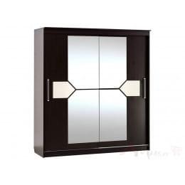 Шкаф-купе SV-мебель 15 2 м дуб венге