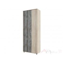 Шкаф SV-мебель Визит 1 комбинированный дуб сонома / сосна джексон