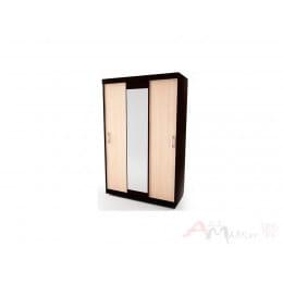 Шкаф-купе SV-мебель Эдем 5 дуб венге / дуб млечный