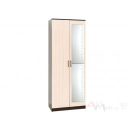 Шкаф SV-мебель Гамма 16 дуб венге / дуб млечный