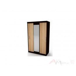 Шкаф-купе SV-мебель Эдем 5 дуб венге / дуб сонома