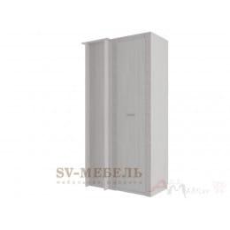 Шкаф SV-мебель Гамма 20 угловой,прямой ясень анкор светлый / сандал светлый