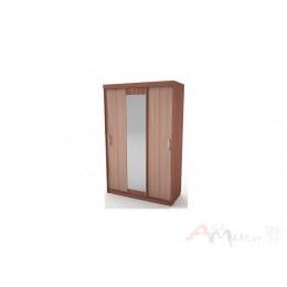 Шкаф-купе SV-мебель Эдем 5 ясень шимо темный / ясень шимо светлый