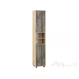 Пенал SV-мебель Визит 1 дуб сонома / сосна джексон