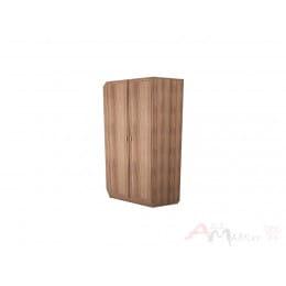 Шкаф угловой SV-мебель Вега ВМ-07 ясень шимо темный
