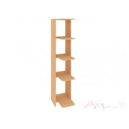 Стеллаж Кортекс-мебель КМ 31, ольха