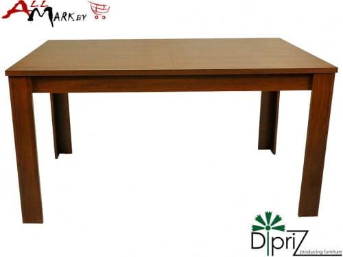 Обеденный стол Ди Гарда Диприз Д 7140-7 из массива сосны