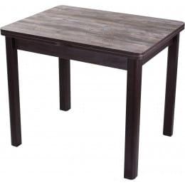 Стол Домотека Дрезден М-2 (орех темный/04) 60(120)х80