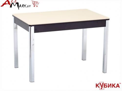 Кухонный стол Бамберг 2 Кубика со столешницей из керамической плитки