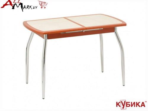 Кухонный стол Пешта 2 ПО Кубика со столешницей из керамической плитки