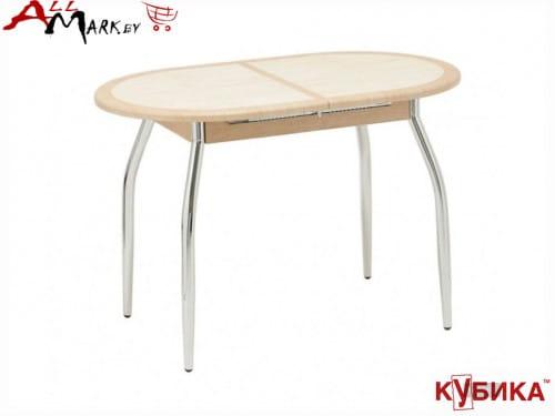 Кухонный стол Пешта О2 Кубика со столешницей из керамической плитки