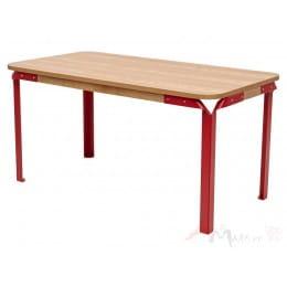 Стол M-City APSARAS красный