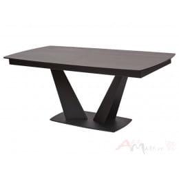 Стол M-City ACUTO2 170 KL-116 итальянская керамика/ черный каркас