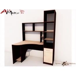 Компьютерный стол Альфа Артём-Мебель